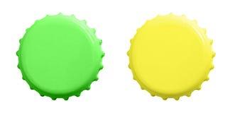 Крышка бутылки. Стоковое фото RF