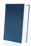 крышка голубой книги Стоковое Фото