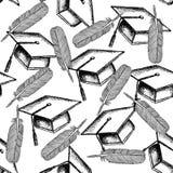 Крышка градации эскиза с ручкой пера Стоковые Фото