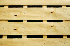 крышка деревянная Стоковая Фотография