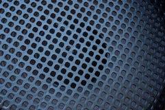 Крышка звука металла Стоковое Изображение RF