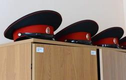 Крышка кадета в спальне Стоковое Фото