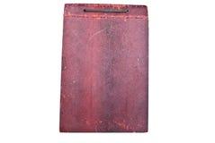 крышка книги старая Стоковое Изображение RF