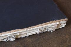 крышка книги старая Стоковые Фотографии RF