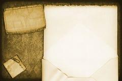 крышка коллажа Стоковая Фотография RF
