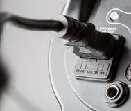 крышка компьютера цепи доски отсутствие старого бортового блока системы Стоковое фото RF