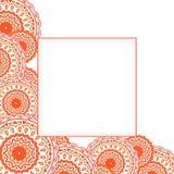 Крышка круговых элементов Стоковое фото RF