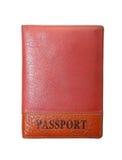 Крышка пасспорта Стоковые Фото