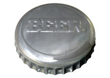 Крышка пивной бутылки Стоковые Фотографии RF