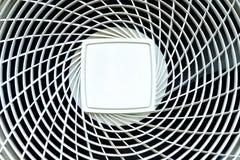 Крышка решетки компрессора кондиционеров воздуха Стоковые Изображения
