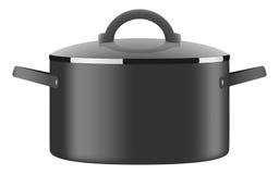 крышка casserole Стоковые Фото