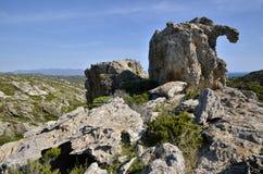 Крышка Creus в Испании Стоковое Изображение RF