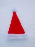 Крышка Santas Стоковые Фото