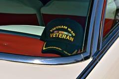 Крышка Vietname ветерана Стоковые Изображения