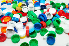 крышки бутылки Стоковое Изображение RF
