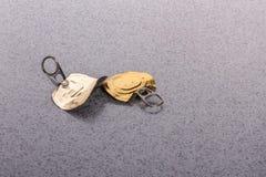 Крышки от чонсервных банк Стоковое Изображение RF