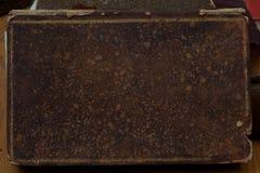 Крышки текстуры старых книг Стоковая Фотография