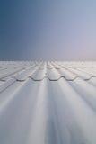 Крыш-плитка Стоковая Фотография