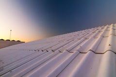 Крыш-плитка Стоковые Изображения
