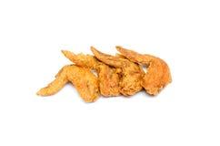 Крыла жареной курицы Стоковые Изображения RF