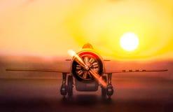 Крыла огня Стоковые Изображения