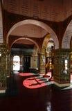 Крылечко в славном дворце Стоковое Изображение
