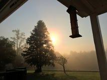 Крылечко солнечности Стоковое фото RF