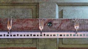 Крюки вилки стоковые фотографии rf