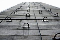 Крюки металла стоковое изображение