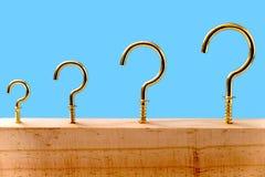 крюки Стоковые Фотографии RF
