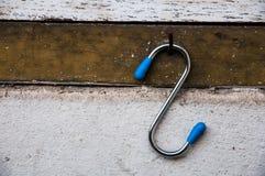 Крюк на стене Стоковая Фотография