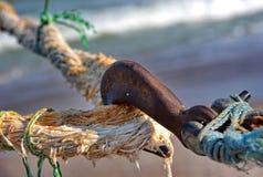 Крюк шлюпки Стоковое Изображение RF