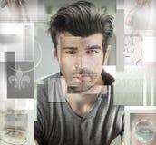 Кто человек Стоковые Фотографии RF