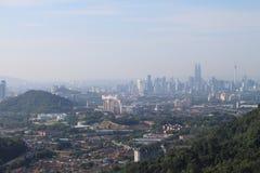 Куала Лумпур Стоковое Изображение RF