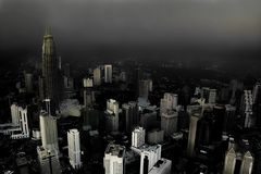 Куала Лумпур Стоковые Изображения RF