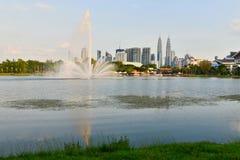 Куала Лумпур, Малайзия Стоковые Изображения RF