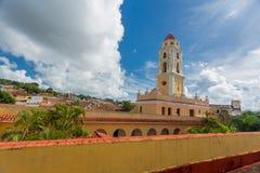 Куба Тринидад Национальный музей схватки против бандитов Стоковые Изображения RF