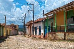 Куба Тринидад Стоковые Изображения RF