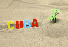 Куба Стоковое Изображение RF