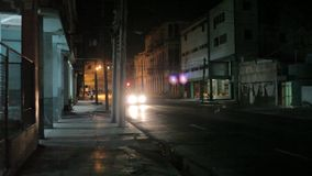 Куба havana сток-видео