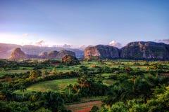 Куба Vinales стоковое изображение rf