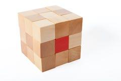 кубики кирпича Стоковое фото RF