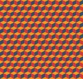 кубики компьютера предпосылки произвели изображение Стоковые Изображения RF