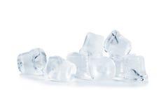 Кубики льда стоковые фотографии rf