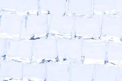 кубики морозят много стоковые изображения