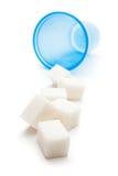 Кубики сахара стоковое фото