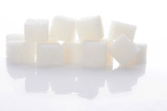 Кубики сахара стоковое фото rf