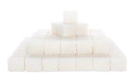 Кубики сахара стоковые фотографии rf