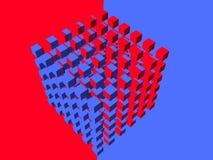 кубики Стоковое Фото