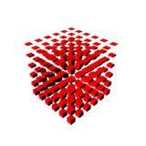 кубики Стоковое Изображение